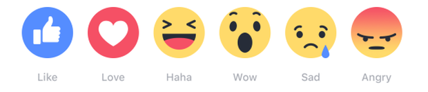 Facebook Reactions kaufen